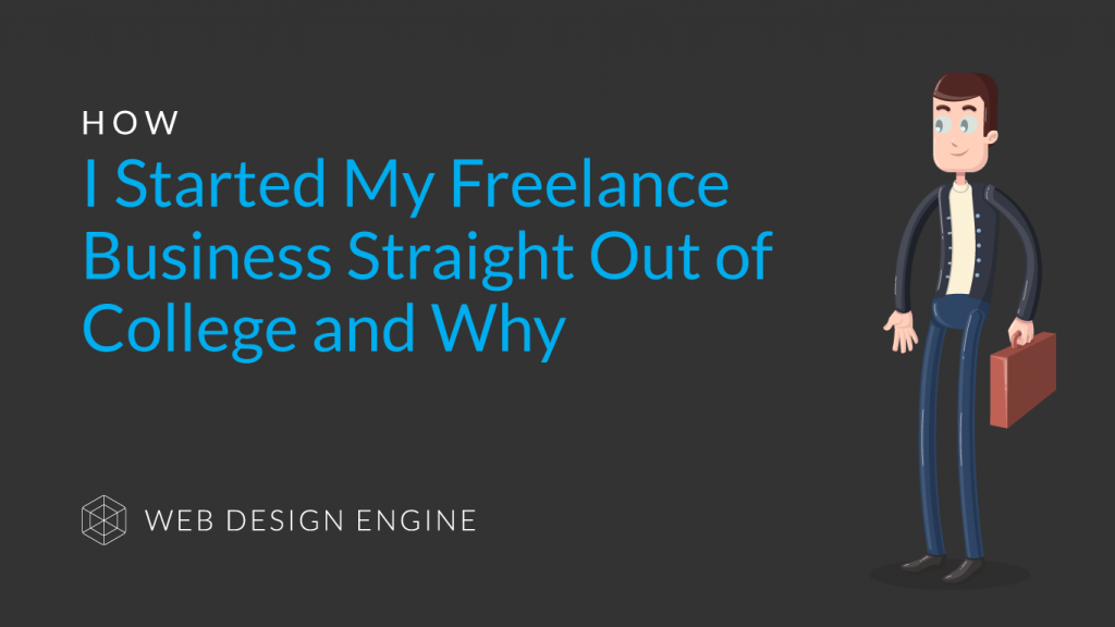 how and why I started freelancing