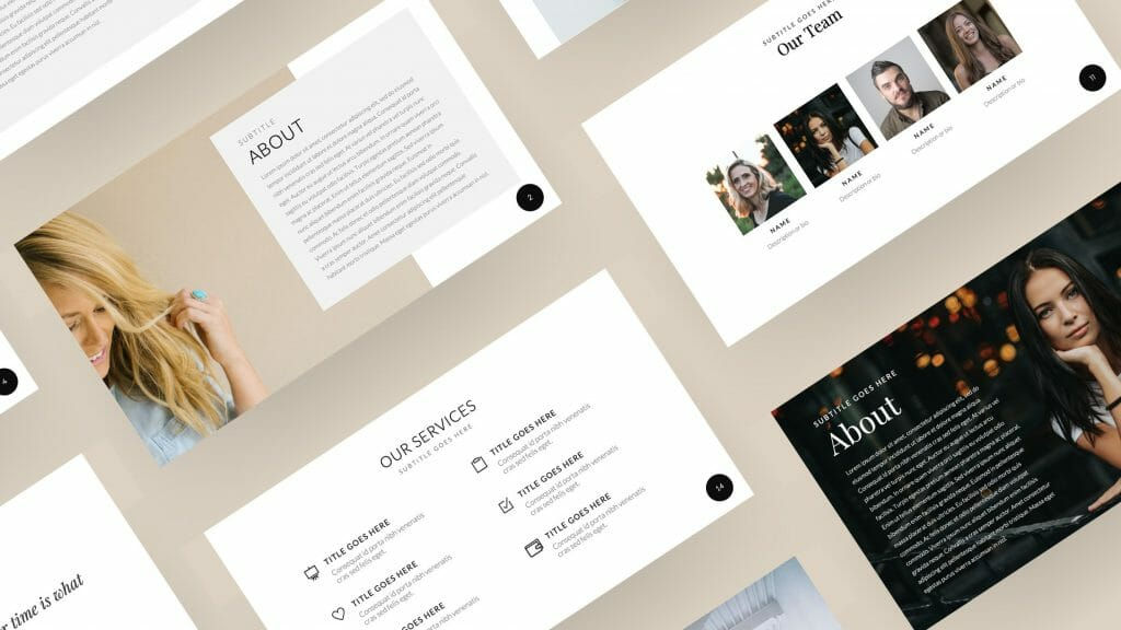 Ariyah PowerPoint Template